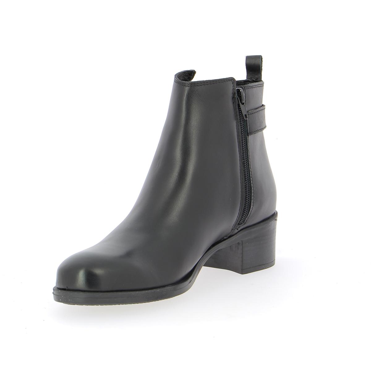 Cypres Boots zwart