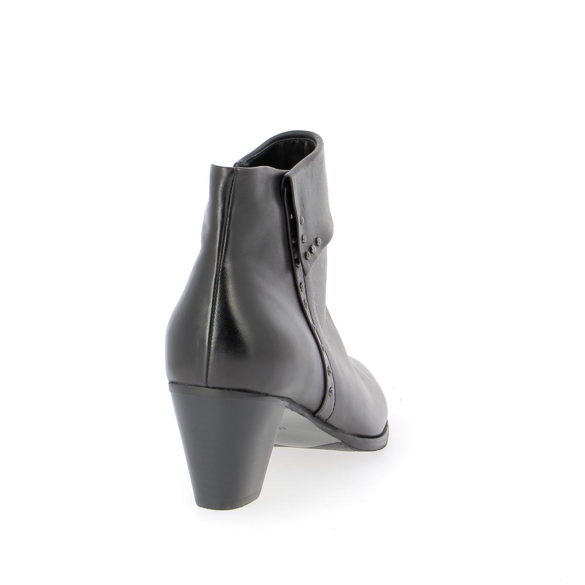 Regarde Le Ciel Boots zwart