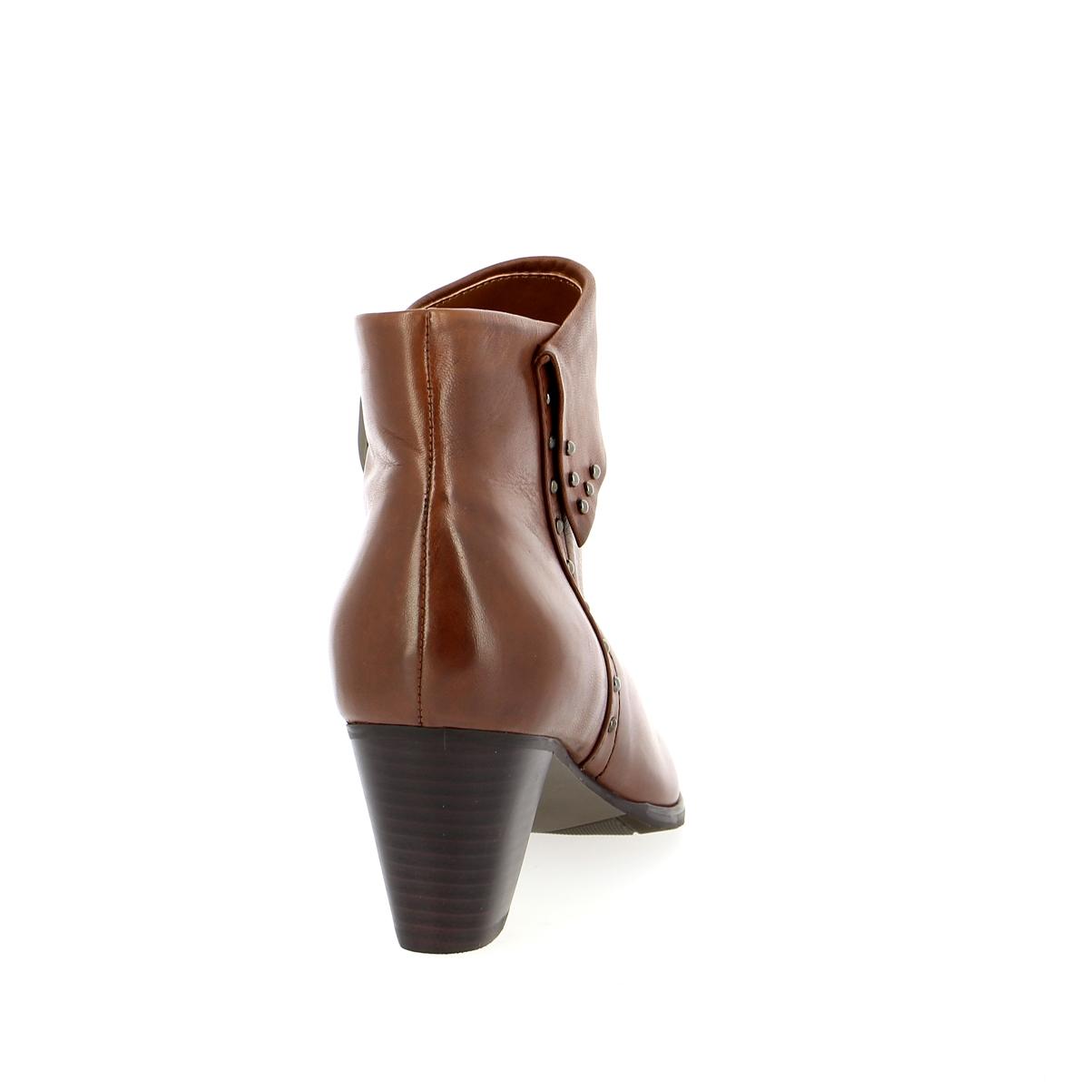 Regarde Le Ciel Boots bruin