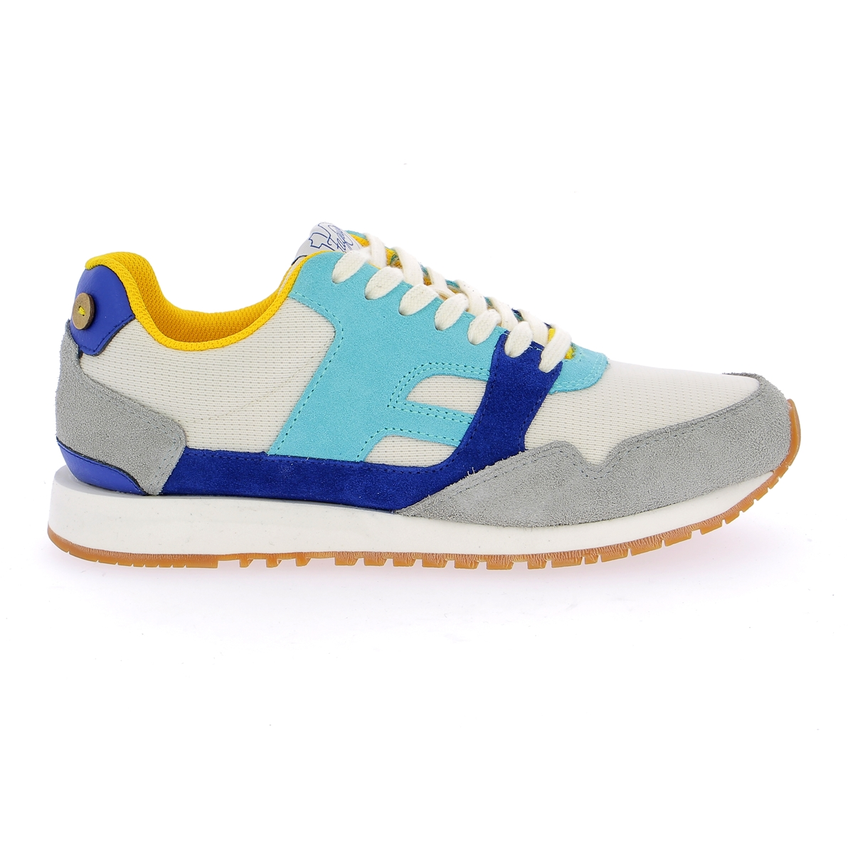 Faguo Sneakers turquoise