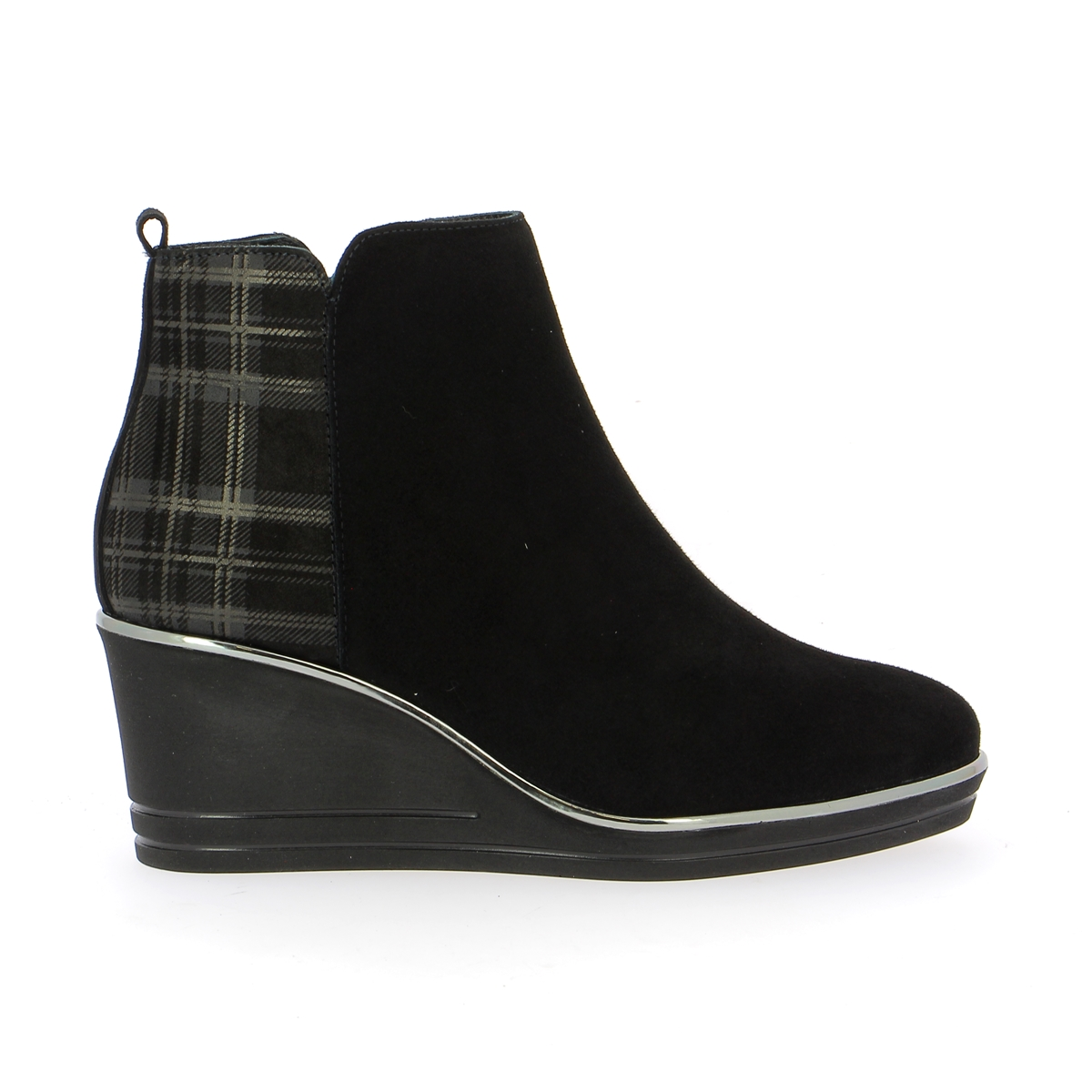 Softwaves Boots zwart