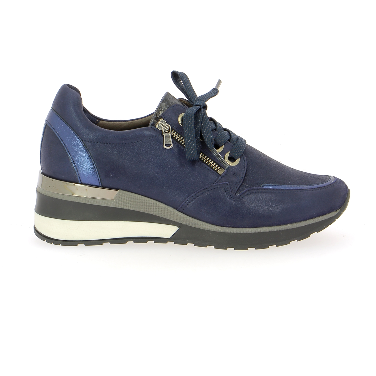 Softwaves Sneakers blauw