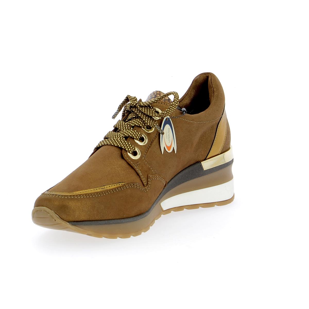 Softwaves Sneakers cognac