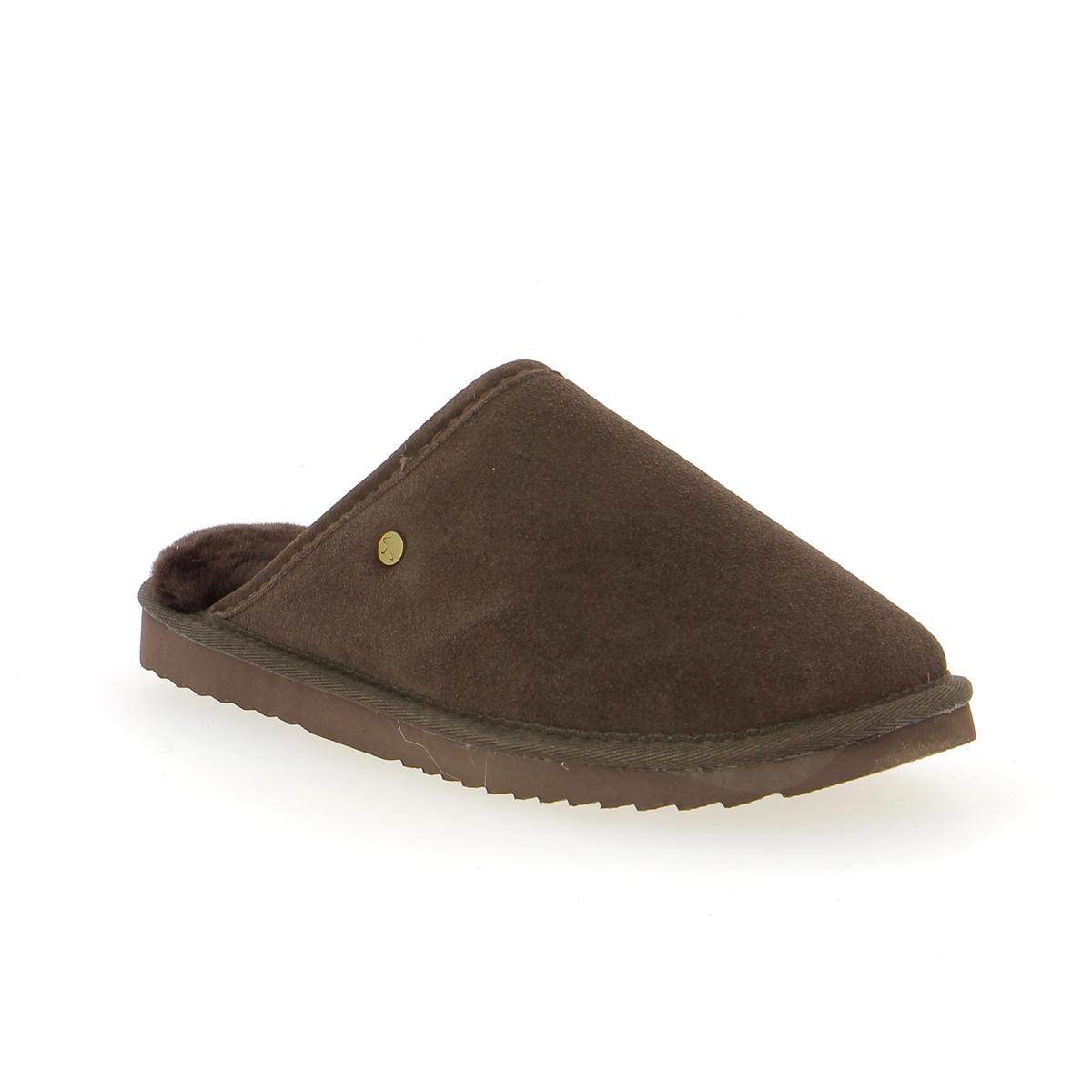 Warmbat brun