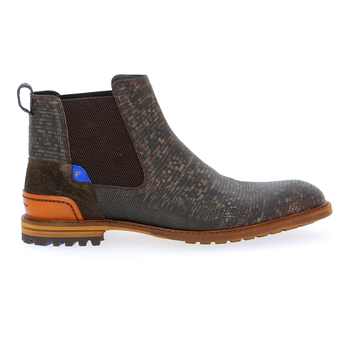 Floris Van Bommel Boots brun