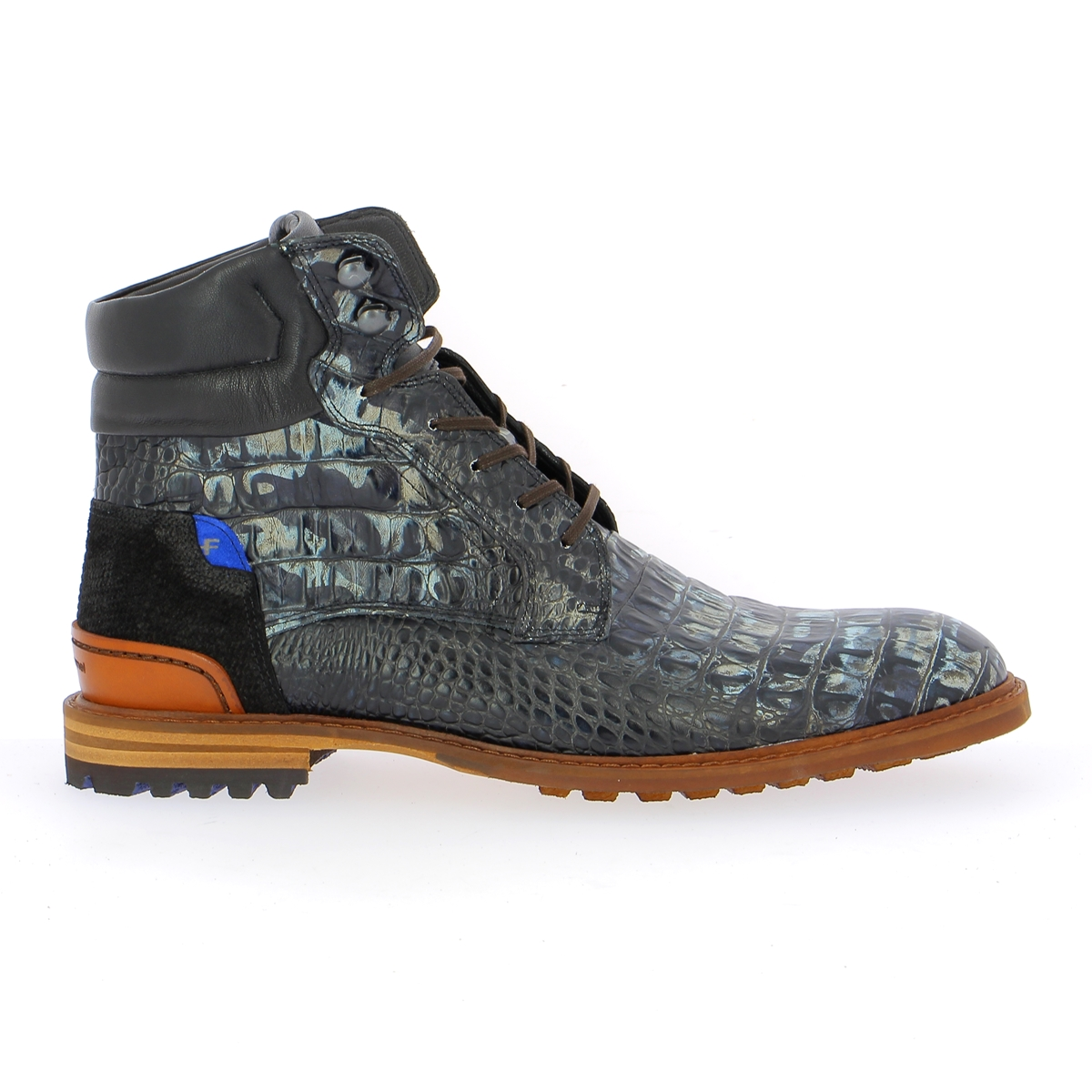 Floris Van Bommel Bottines noir
