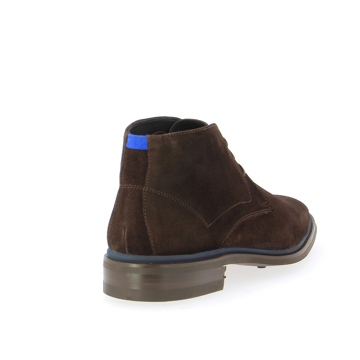 Floris Van Bommel Bottines brun