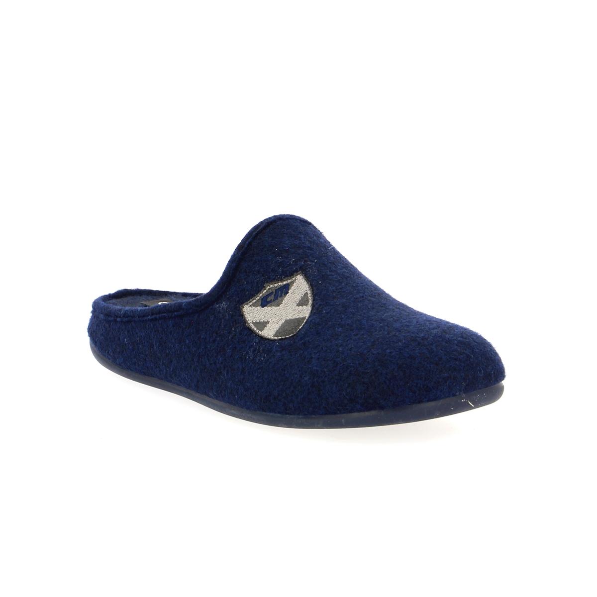 Cypres Pant blauw