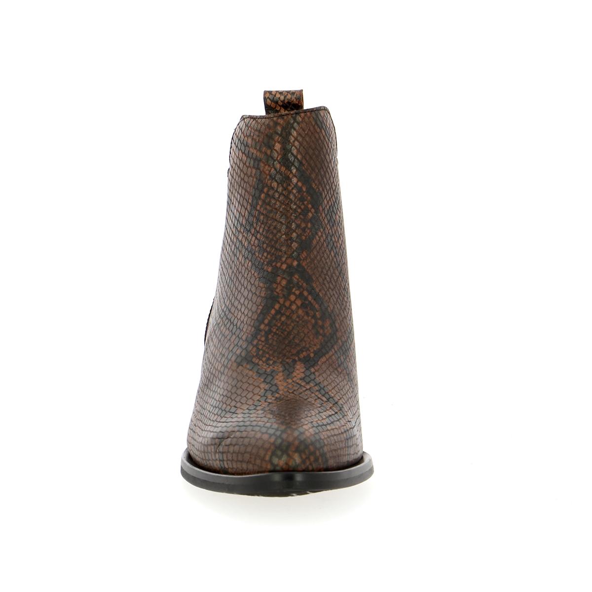 Wonder Boots cognac