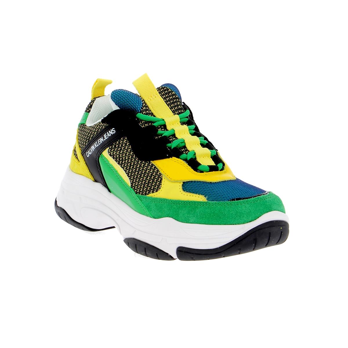 Calvin Klein Sneakers groen