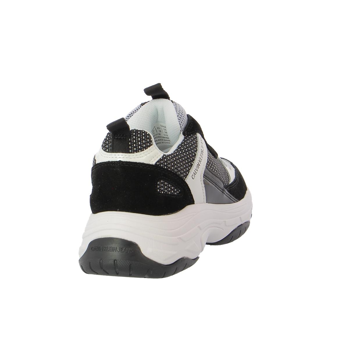 Calvin Klein Basket noir