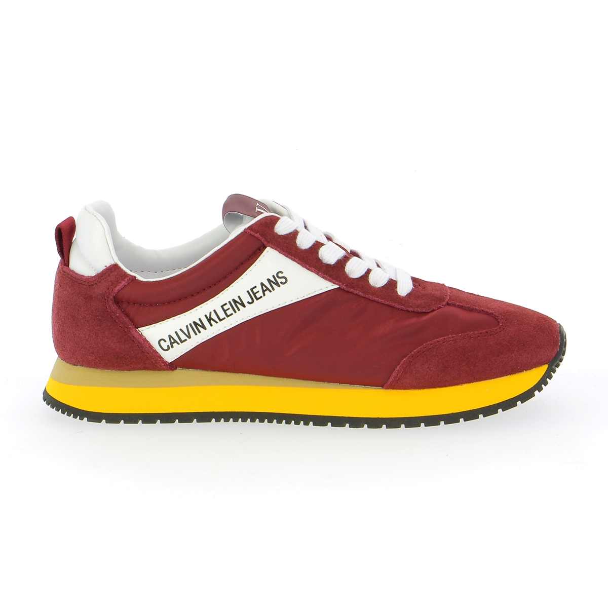 Calvin Klein Sneakers bordeaux